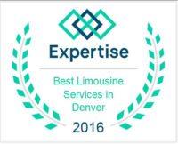 Expertise Best Limousine Services in Denver 2016 Award Image