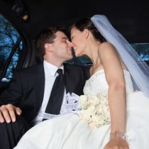 White Dove Limo Wedding Bride Groom Party Transportation Service Page Image